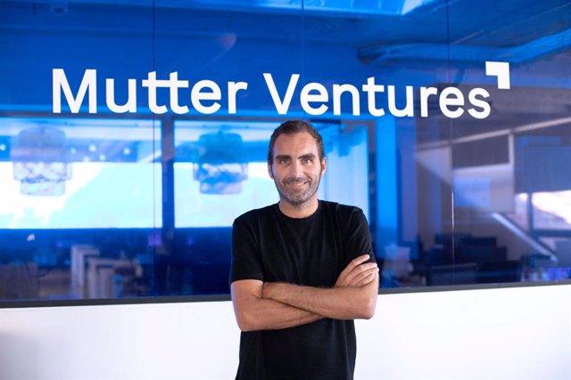 El consejero delegado de Mutter Ventures, Christian Rodríguez.