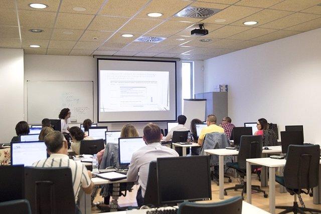 La Diputación pone en marcha la segunda fase del Plan de Formación Agrupada para los empleados públicos