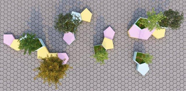 'Modulit, La Propuesta Ganadora De La Nueva Edición Del Taller Vertical De UIC Barcelona School Of Architecture