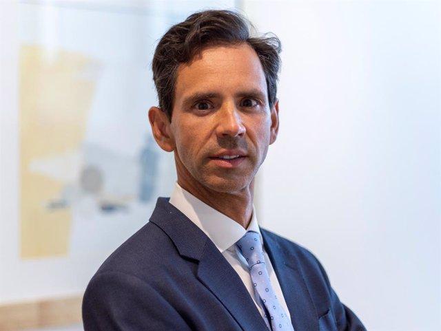 Archivo - Kim Tudor, Deputy Head Global Banking en España de BNP Paribas.
