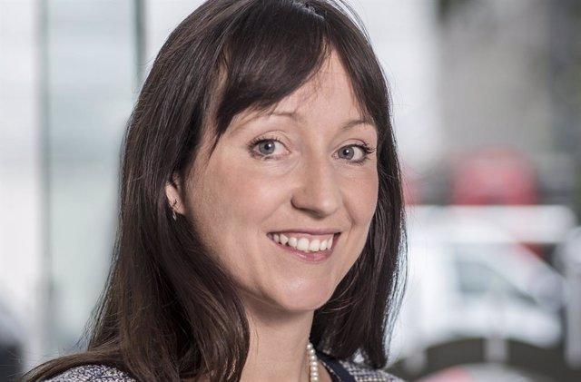 Archivo - La directora del equipo de Inversiones Sostenibles de Jupiter AM, Abbie Llewellyn-Waters.