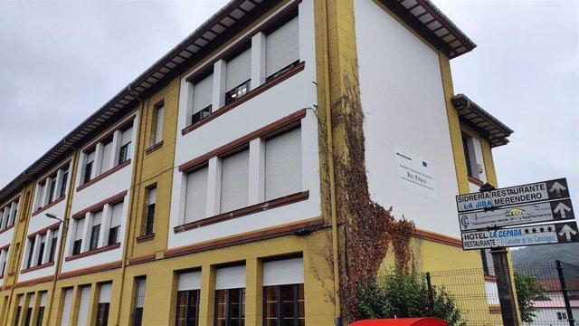 Archivo - Instituto Educación Secundaria Rey Pelayo, en Cangas de Onís