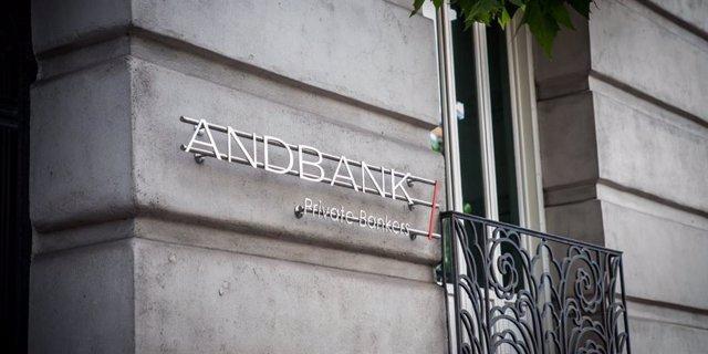 Archivo - Oficina de AndBank España en Madrid