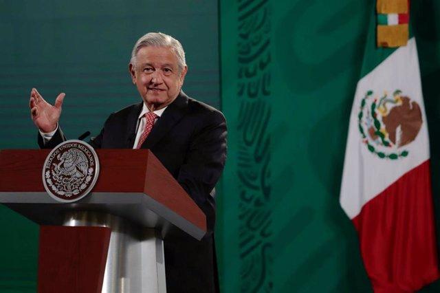 Andrés Manuel Lopez Obrador, presidente de México