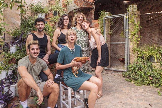 María Ripoll comença el rodatge de 'Nosaltres no ens matarem amb pistoles'