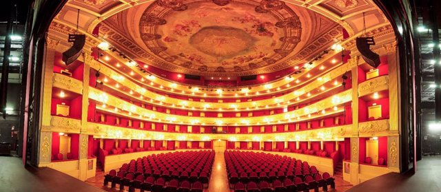 Archivo - Teatre Principal de Palma.