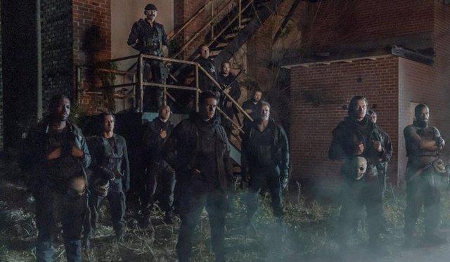 The Walking Dead revela el nombre real de los Segadores y su origen