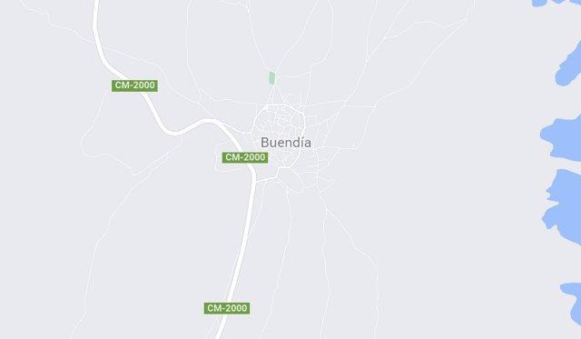 Archivo - Imagen de Buendía en Google Maps