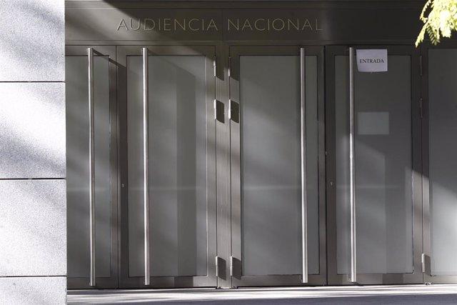 Archivo - Sede de la Audiencia Nacional de la calle Génova