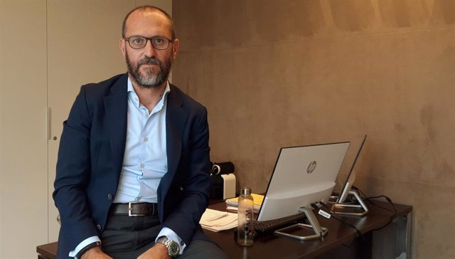 El director de la sede del despacho AGM Abogados en Madrid, Gregorio Riber Arranz.