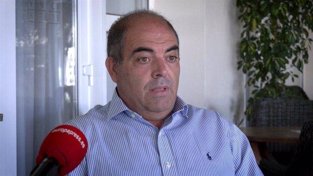 Arxiu - El president de l'Associació de Treballadors Autònoms (ATA), Lorenzo Amor