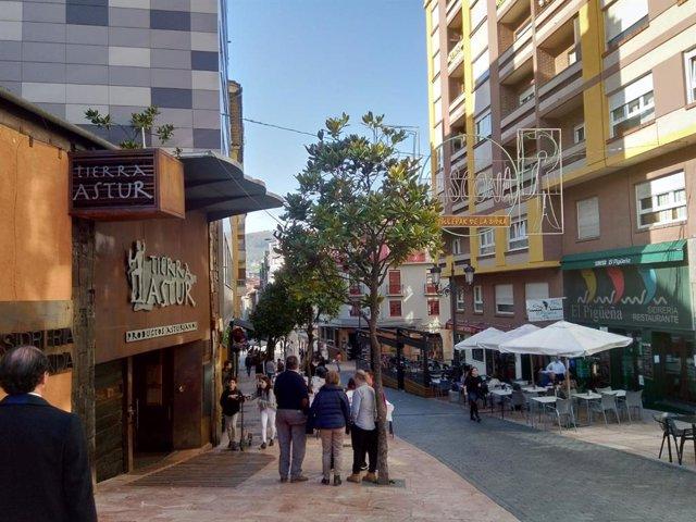 Archivo - Calle Gascona