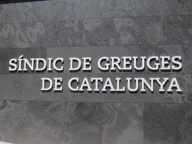 Archivo - Sede del Síndic de Greuges de Catalunya