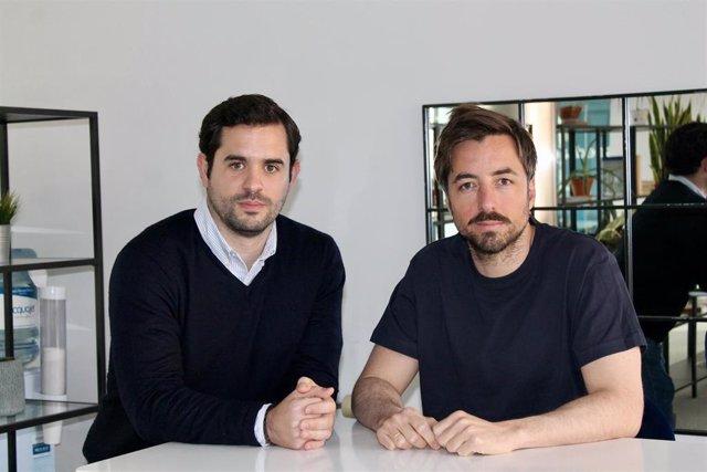 Albert Nieto y Jorge Poyato, co-consejeros delegados de Seedtag