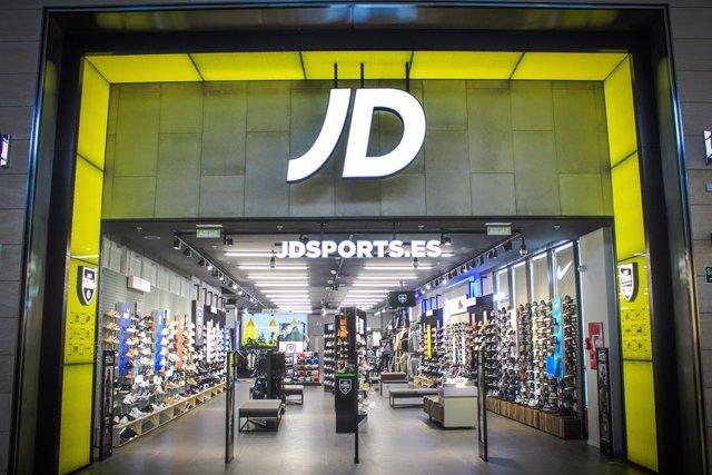 Archivo - Tienda de JD Sports