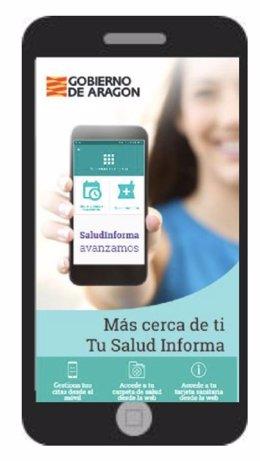 Aplicación Gobierno de Aragón