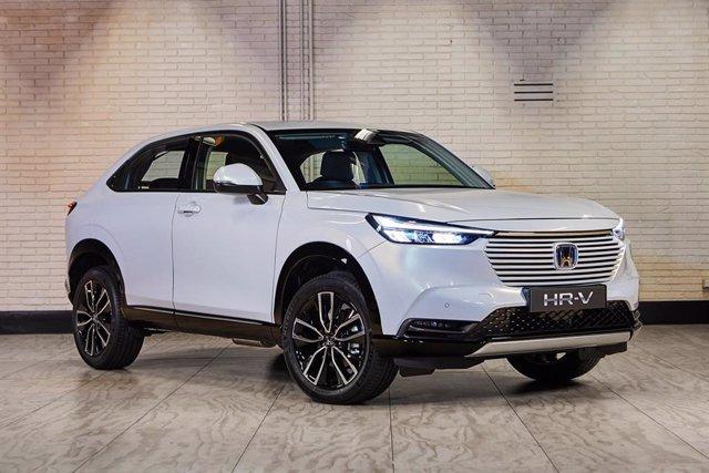 Honda presentará su nuevo HR-V e:HEV en España durante el Automobile Barcelona 2021