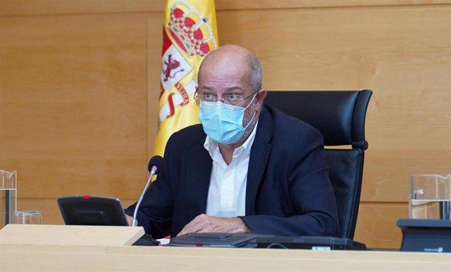 Francisco Igea, Archivo.