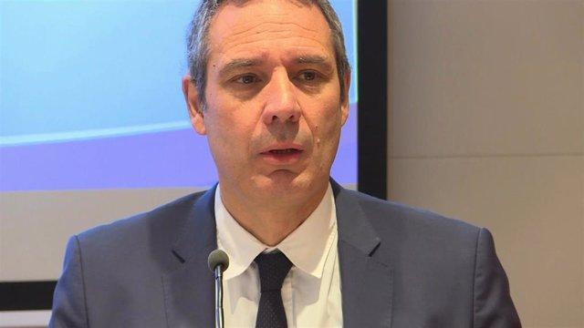 Archivo - El director de Coyuntura y Economía Internacional de Funcas, Raymond Torres