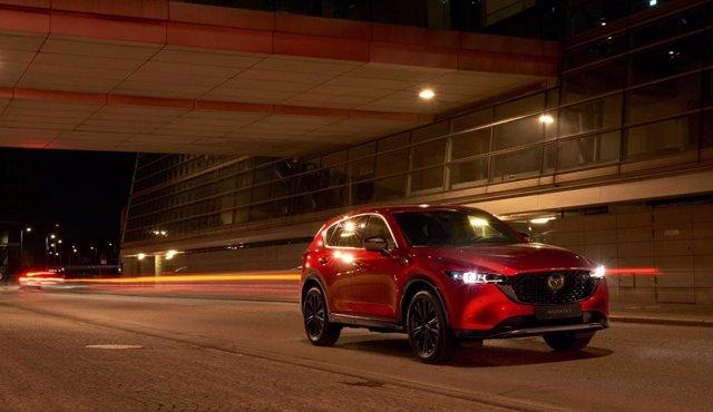Nuevo Mazda CX-5 Homura