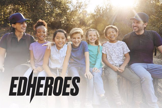 The EdHeroes Movement is launched. Its aim: to address the most pressing challenges in education