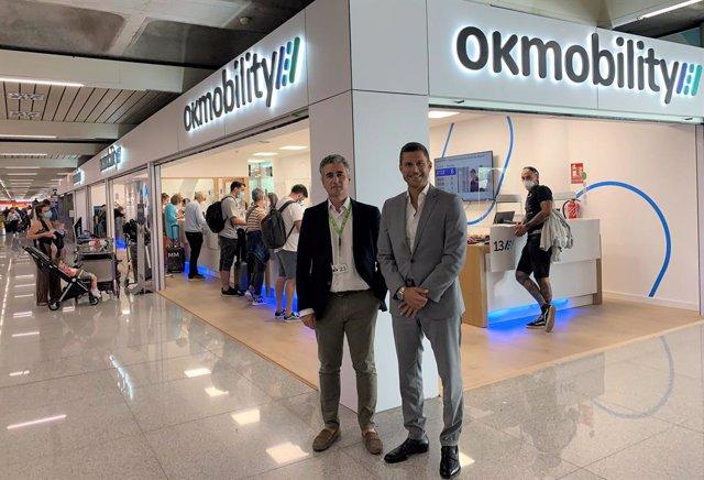 Tomás Melgar y Othman Ktiri