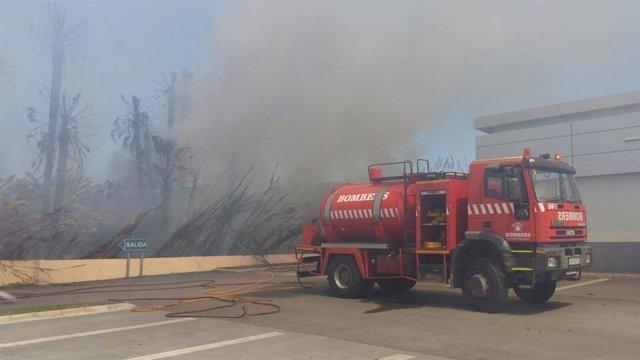 Los incendios forestales queman 90 hectáreas en Baleares en lo que va de año, según Ibanat