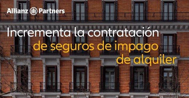 Previsión para el seguro de Impago de Alquiler de Allianz Partners