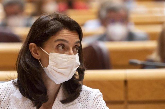 La ministra de Justicia, Pilar Llop.