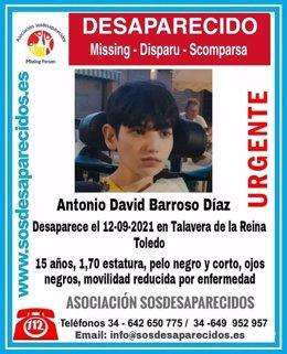 Buscan en Madrid a un menor desaparecido tras salir con su madre de viaje y ser hallada en Segovia desorientada