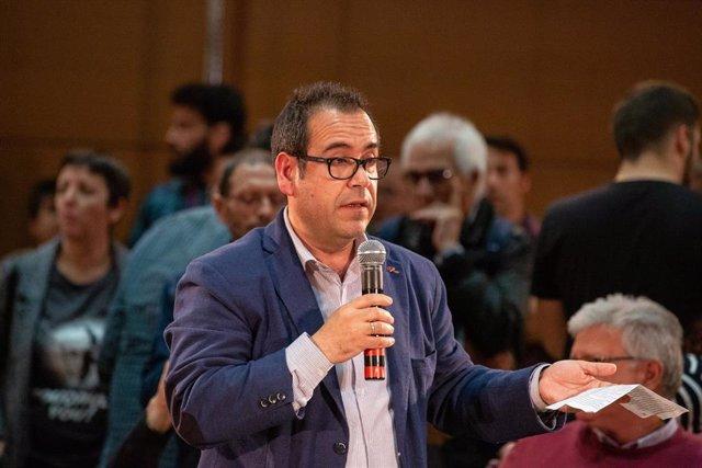 Archivo - Juan Ramón Crespo