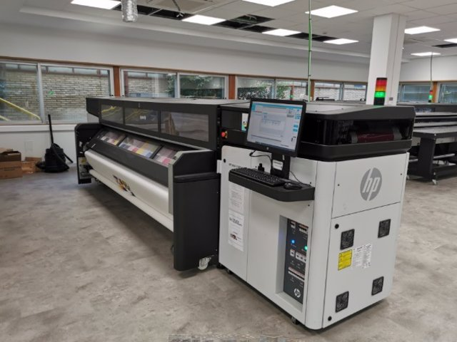 Impresoras de gran formato de HP