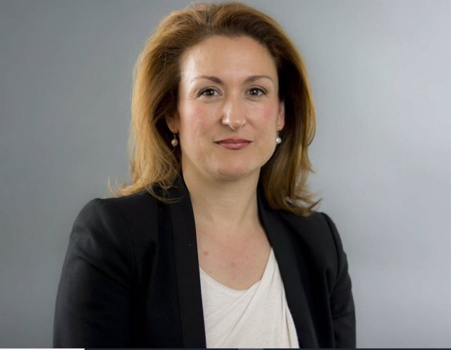 La nueva responsable de distribución de Allianz Global Corporate & Specialty, Samantha Gimeno.