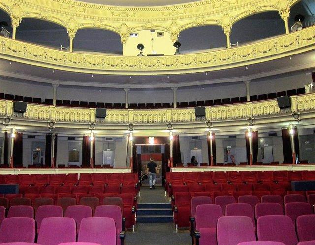 Archivo - Teatro Cervantes de Almería.
