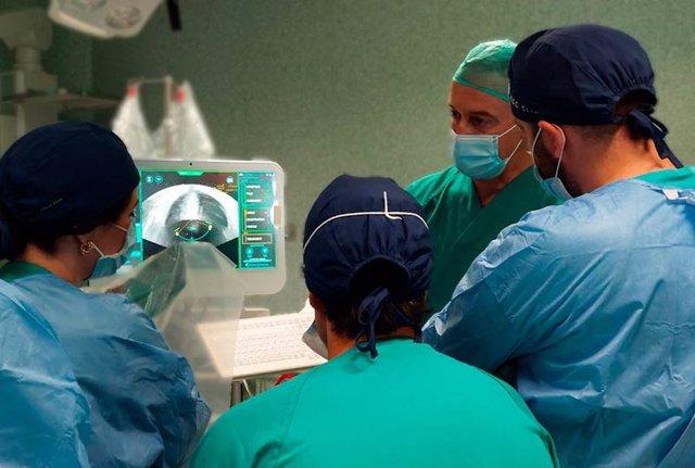 El Hospital Universitario HM Sanchinarro afianza su posición de referencia en el campo de la Urología con la reciente incorporación de Aquabeam.