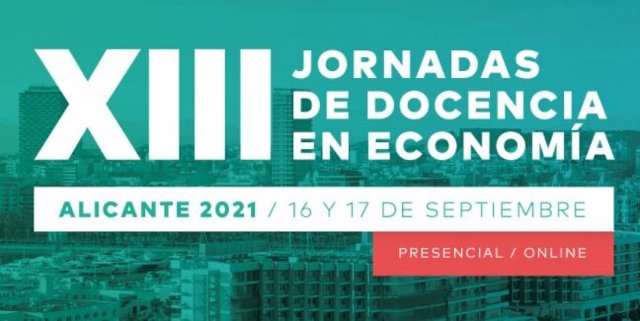 La UA celebra les XIII Jornades de Docència en Economia per a contribuir a la millora de la docència
