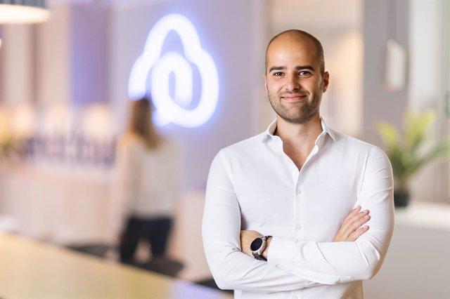 El consejero delegado y cofundador de Sendcloud, Rob van den Heuvel.
