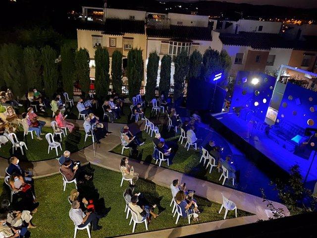 Presentación de la obra ganadora en la cuarta edición del Certamen de Teatro Suso de Marcos de Málaga
