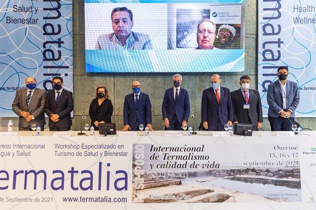 Inauguración de Termatalia 2021