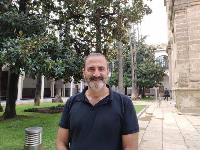 Ricardo Sánchez sustituye en el Parlamento andaluz al diputado no adscrito José Ignacio García.