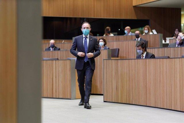 El cap de govern d'Andorra, Xavier Espot