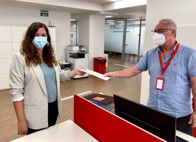 Sandra Gómez liderarà la delegació de València ciutat al congrés del PSPV