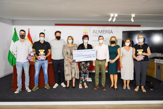 La ruta de la tapa solidaria recauda cerca de 7.000 euros para 'A toda vela'.