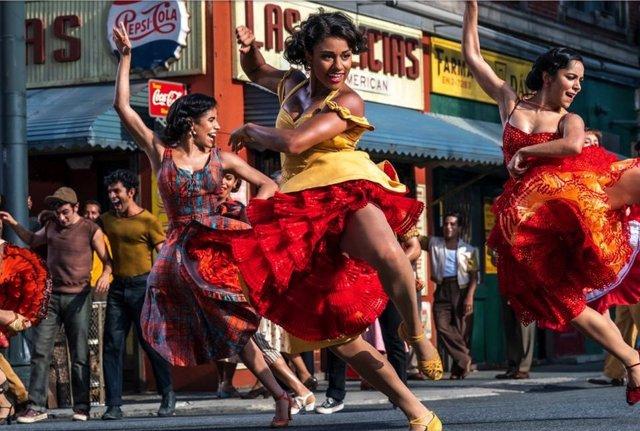 Derroche de color y ritmo en el tráiler de la West Side Story de Spielberg