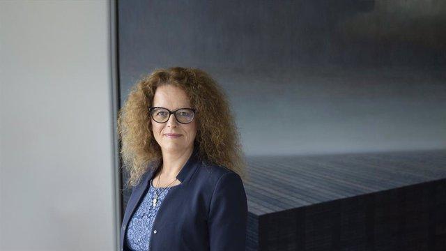 Archivo - La miembro del Comité Ejecutivo del BCE, Isabel Schnabel.