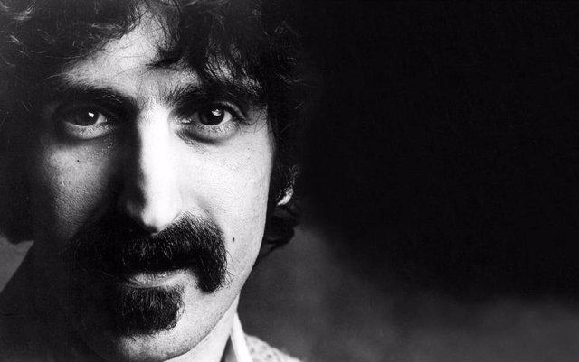 Imatge de Frank Zappa facilitada per la UV
