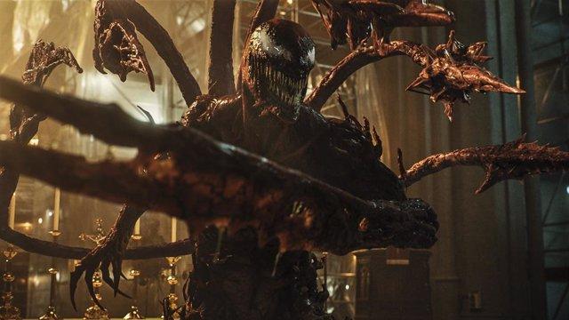 Filtrada la escena post-créditos de Venom: Habrá Matanza