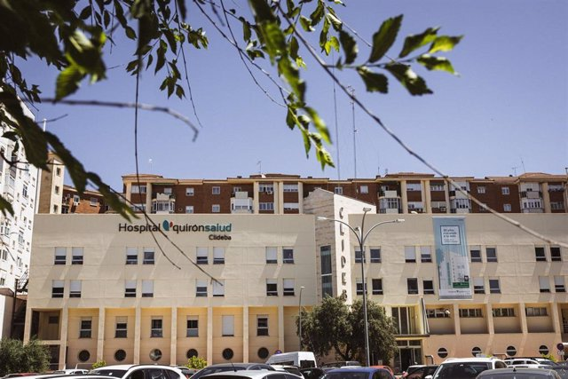 Archivo - Hospital Quirónsalud Clideba Badajoz