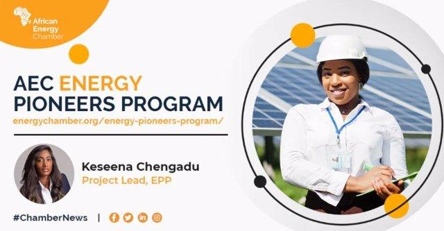 AEC ENERGY PIONEERS PROGRAM.