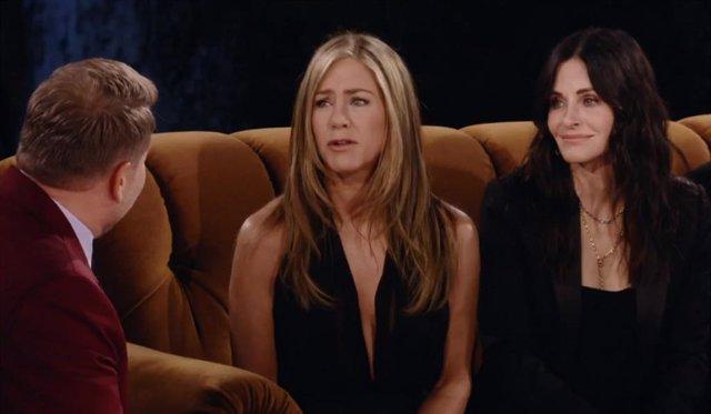 """Jennifer Aniston se sincera sobre la reunión de Friends: """"Fue más difícil de lo esperado"""""""